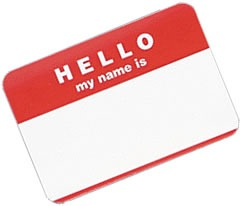 hello my name