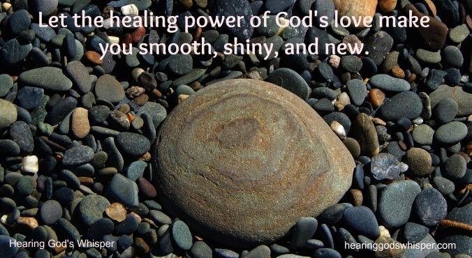 smooth stone