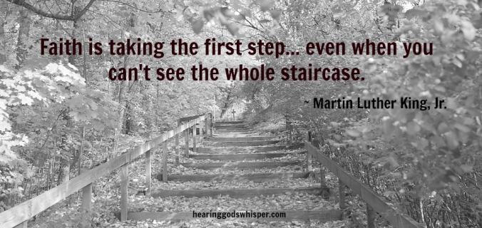 staircase MLK